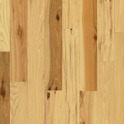 "Bruce Flooring American Treasures Plank 3-1/4"" Solid Hickory Flooring in Country Natural"