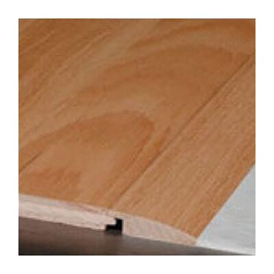 "Bruce Flooring 0.63"" x 2.25"" Red Oak Reducer Overlap in Natural"