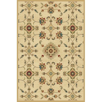 Central Oriental Paige Wheat Anderton Rug