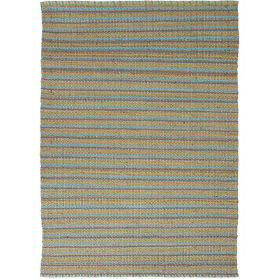 Andes Miami Blue Solid Rug