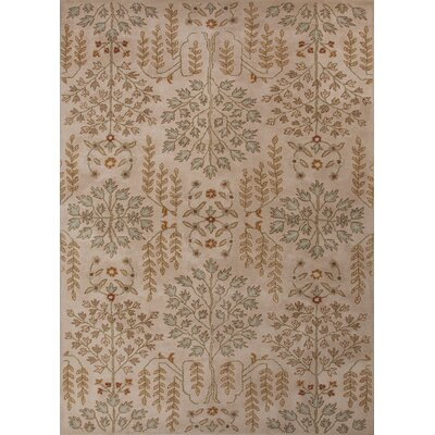 Jaipur Rugs Poeme Gold/Yellow Arts/Crafts Rug