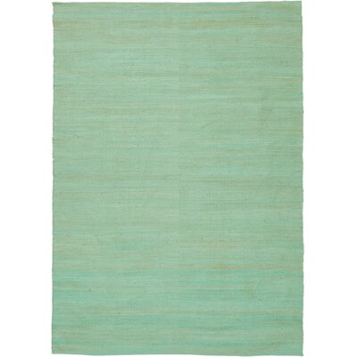 Vista Blue Solid Rug