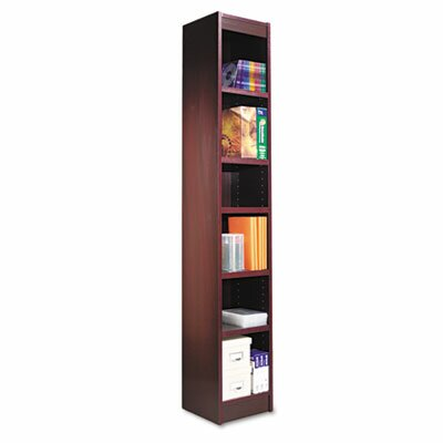 "Alera® 12"" Narrow Profile Bookcase"
