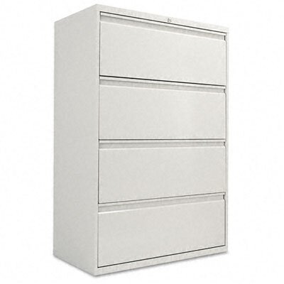 "Alera® 36"" Four-Drawer Lateral File Cabinet"