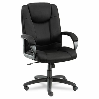 Alera® Logan Series High-Back Mesh Swivel / Tilt Office Chair