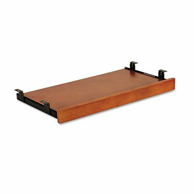 Alera® Verona Veneer Series Keyboard and Mouse Shelf