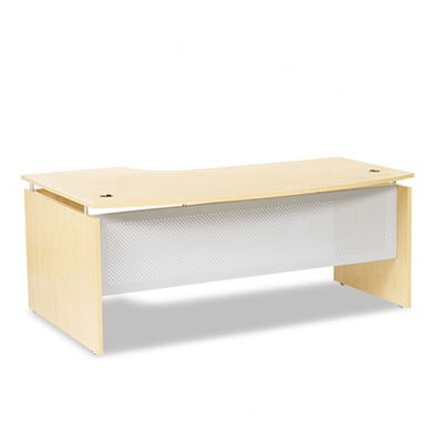 Alera® SedinaAG Series Porkchop Executive Desk Shell
