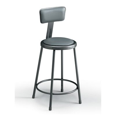 KI Height Adjustable Stool with Adjustable Legs