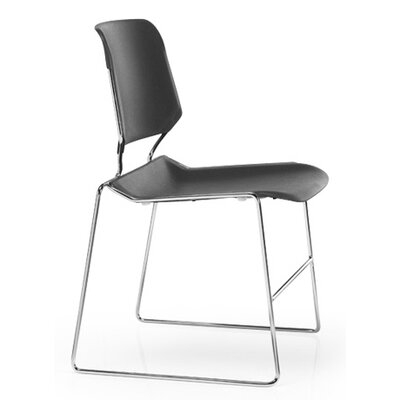 KI Matrix Stack Chair with Chrome Frame