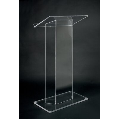 AmpliVox Sound Systems Floor Lectern