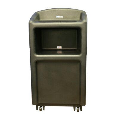 AmpliVox Sound Systems Pinnacle Full Height Lectern