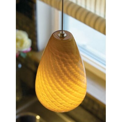 Tiella Honey 1 Light Pendant