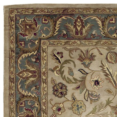 Kaleen Rug Co. Mystic William Garden Ivory Rug