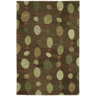 Kaleen Rug Co. Casual 50 Persimmon Brown Rug