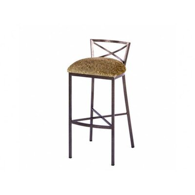 "Tempo Duncan 26"" Low Back Counter Stool"