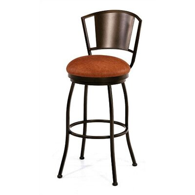 "Tempo Brazilia 34"" Extra Tall Bar Stool"