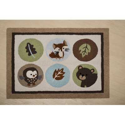 Carter's® Forest Friends Rug