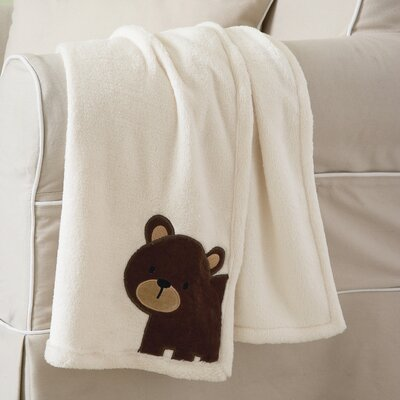 Carter's® Forest Friends Boa Blanket