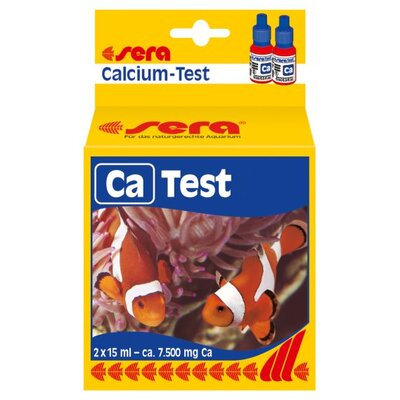 Sera USA Calcium Water Test (Ca) - 15ml