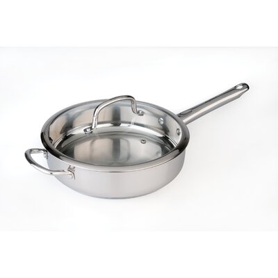 BergHOFF International Boreal 10-in. Skillet with Lid