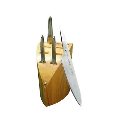 Chroma Type 301 5 Piece Knife Block Set