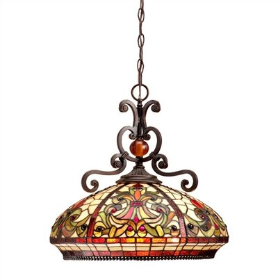 Boehme 3 Light Pendant