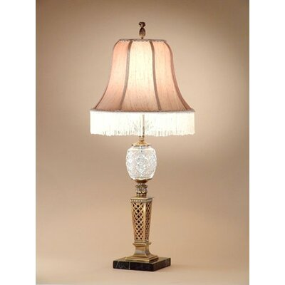 Dale Tiffany Antiques Roadshow Beckette  Table Lamp