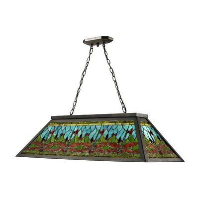 Glade Pool 4 Light Table Pendant