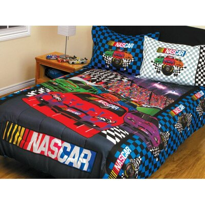 Sports Coverage Inc. Nascar 3 Piece Bed in a Bag