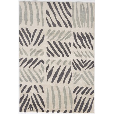 Safari Gray Jungle Rug