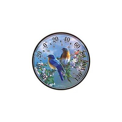 Chaney Bluebird Thermometer