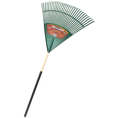 "Ames 30"" Greensweeper® Poly Lawn Rake"