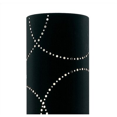 Adesso Solaris Floorchiere in Black