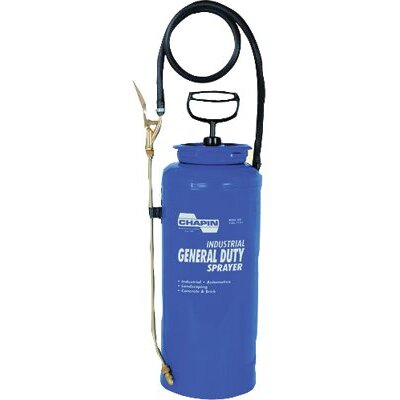 Chapin General-Duty Sprayers - 3-gal. tri-poxy steel ind. sprayer