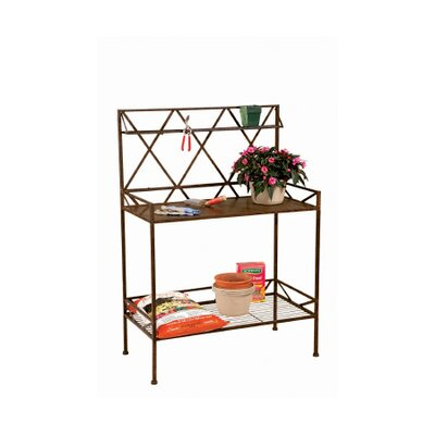 Deer Park Ironworks Potting Bench