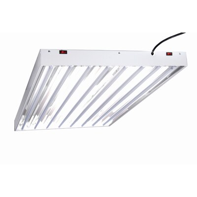 Hydrofarm T5 Commercial Tube Fixture Light