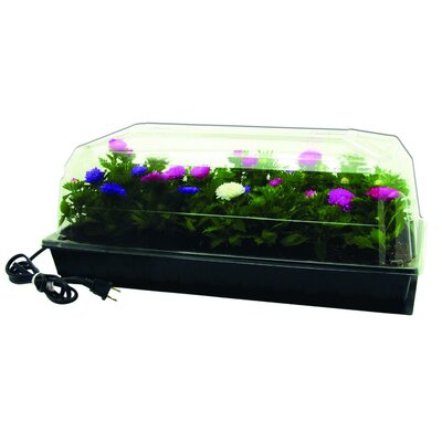 Hydrofarm 72 Cell Pack Dome Hot House with Heat Mat and Tray
