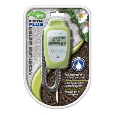 Luster Leaf Rapitest Digital PLUS Moisture Meter