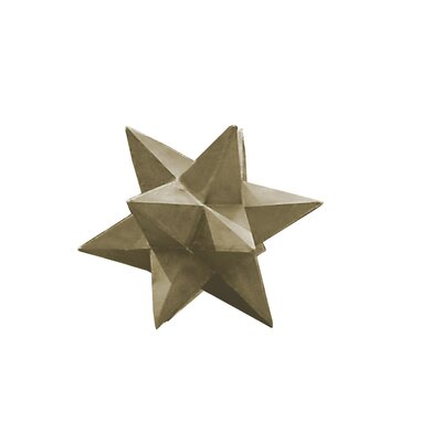 Kenroy Home Dimensional Star Statue