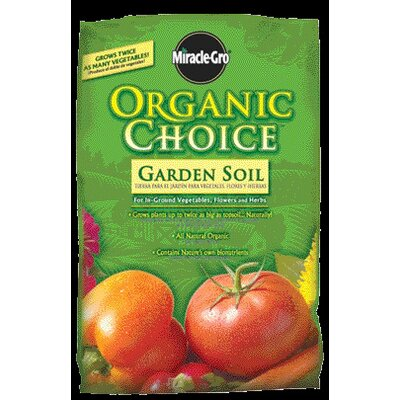 Scotts Mg Organic Choice Garden Soil
