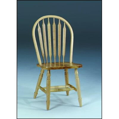 International Concepts Arrowback Windsor Side Chair