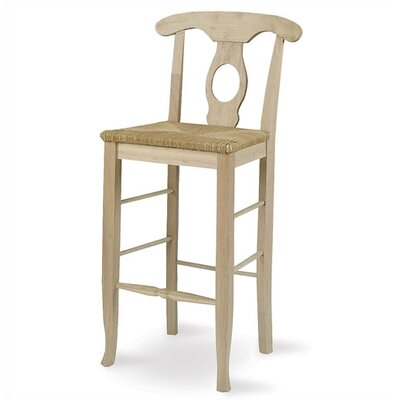 "International Concepts 30"" Empire Stool"