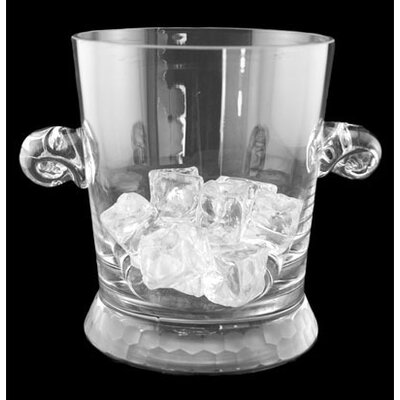 "Artland Prescott 7"" Ice Bucket in Frost"