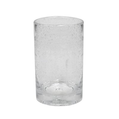 Iris Highball Glass in Clear (Set of 4)