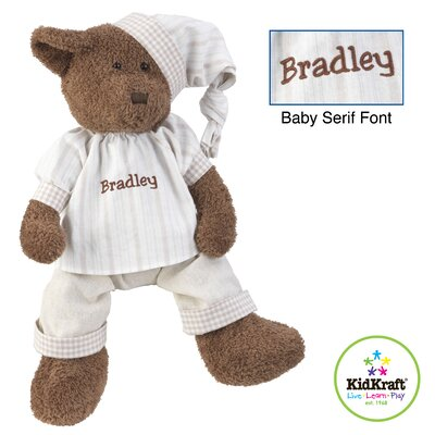 KidKraft Boy Naptime Teddy Bear