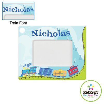 KidKraft Personalized Train Frame
