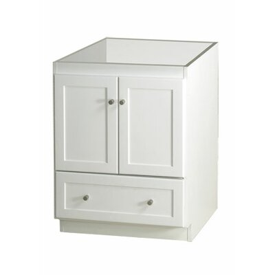 "Ronbow Modular Shaker 24"" Bathroom Vanity Base"