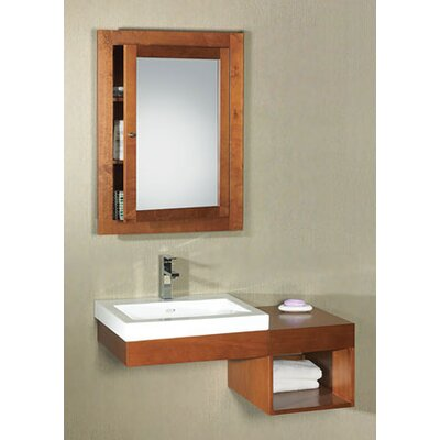 "Ronbow Modular Adina 23"" Wood Bathroom Vanity Set"