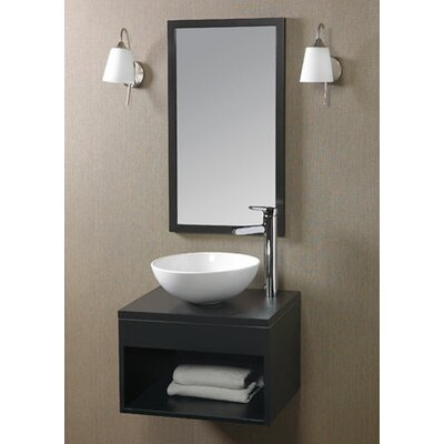 "Ronbow Catalina 21.62"" Wall Mount Bathroom Vanity"