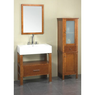 Bathroom Vanities on Ronbow Contempo Rowena 36  Bathroom Vanity Set Contempo Collection